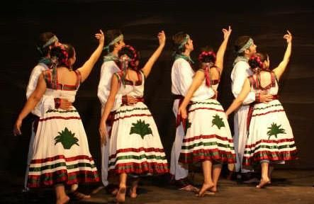 traje tipico de tamaulipas de mujer picota