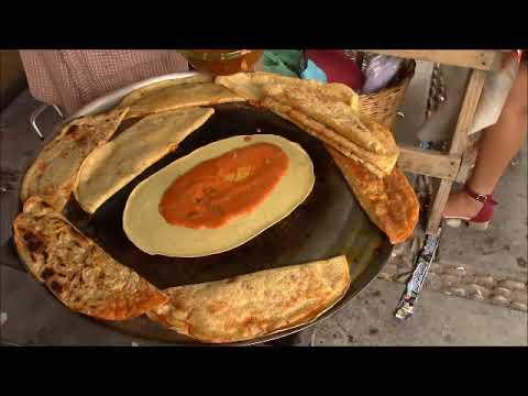 Empanadas de amarillo crudo de Ocotlán