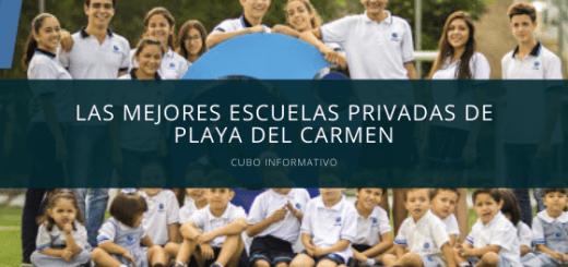 Las mejores escuelas privadas de Playa del Carmen