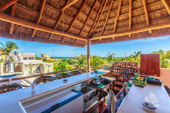 roof top isla mujeres