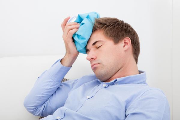 sintomas de un golpe en la cabeza