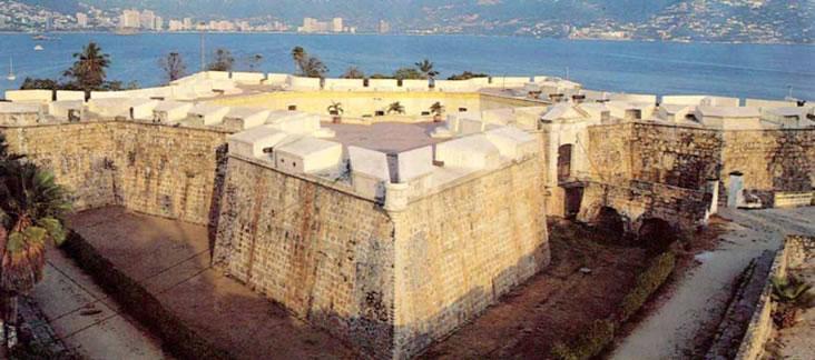 Historia del Fuerte de San Diego