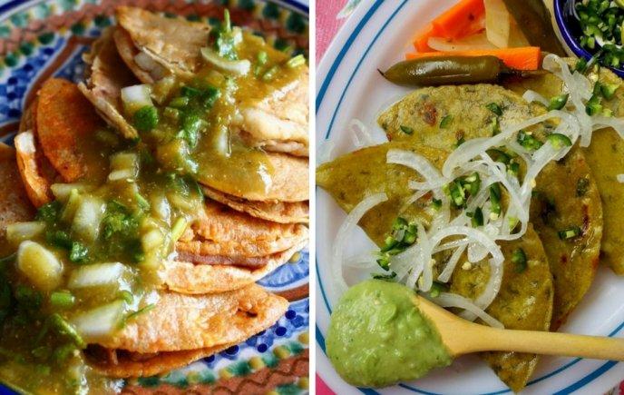 Tacos de Canasta comida tlaxcala