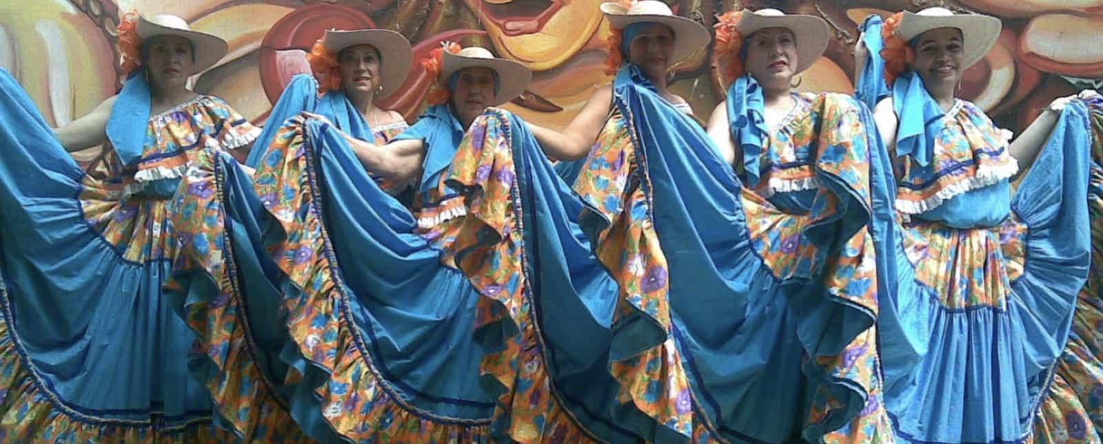 Traje típico de Sinaloa