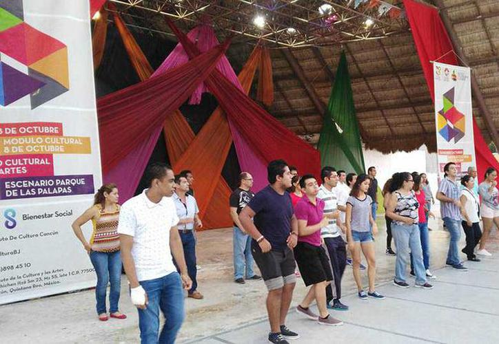 clases de baile gbratis en cancun