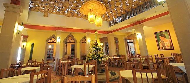 restaurantes en aguascalientes la mestiza