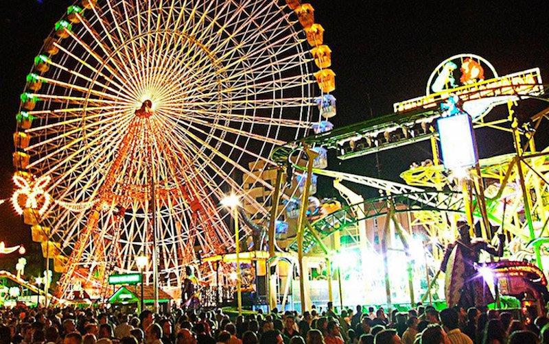 Feria de las Californias lugares turisticos de tijuana