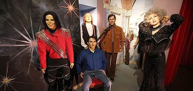 Lugares para visitar en tijuana Museo de cera en tijuana