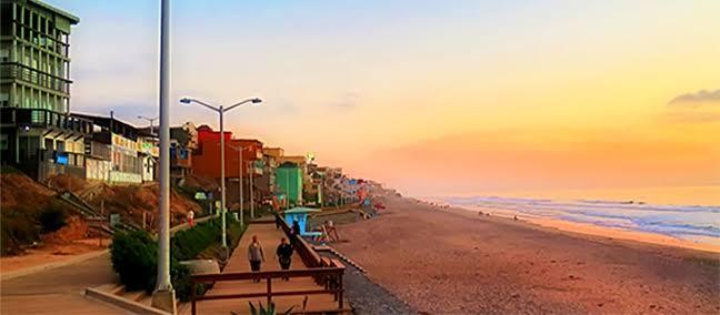 Malecon playas de tijuana