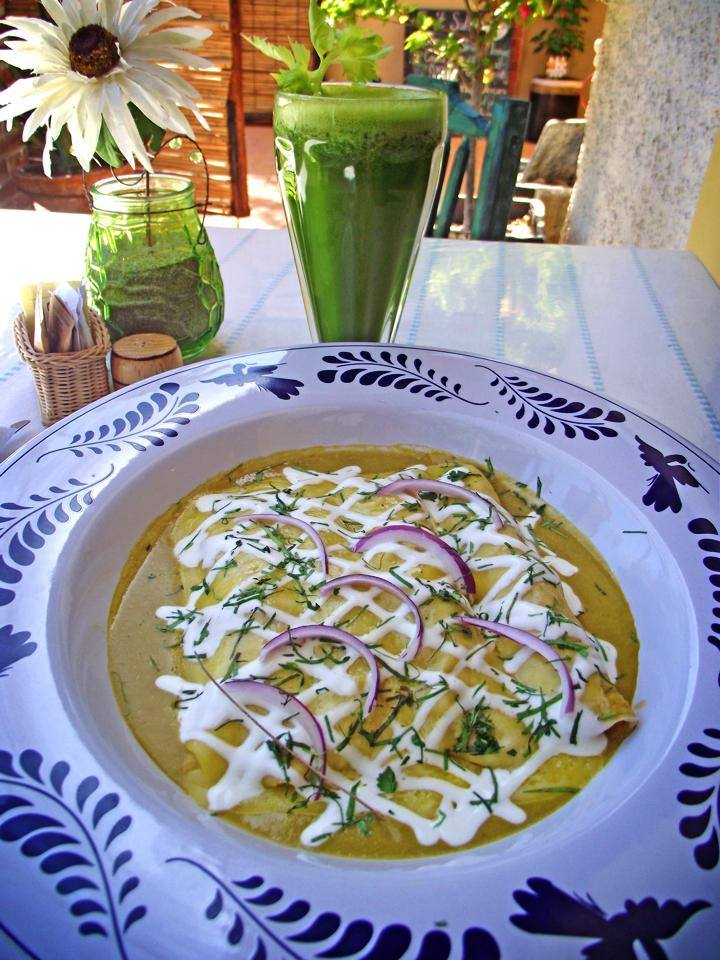 Maria California Restaurant en la Paz