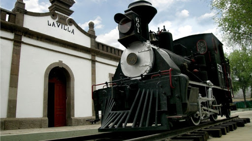 Museo Ferrocarrilero sitio turistico aguascalientes
