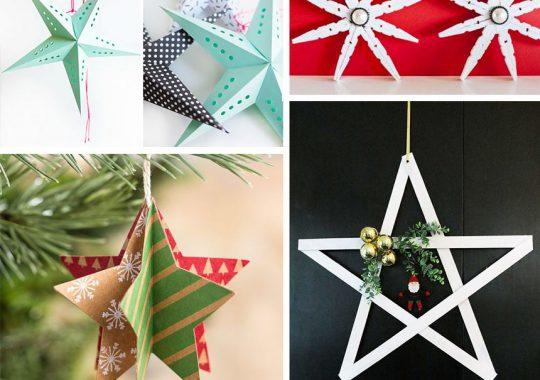 decoraciones navideñas y manualidades