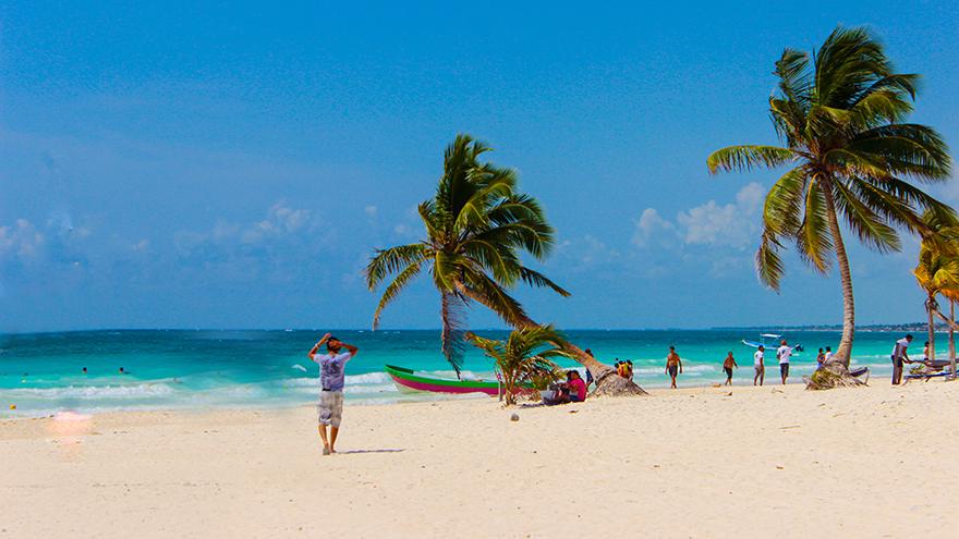 playa paraíso cancun