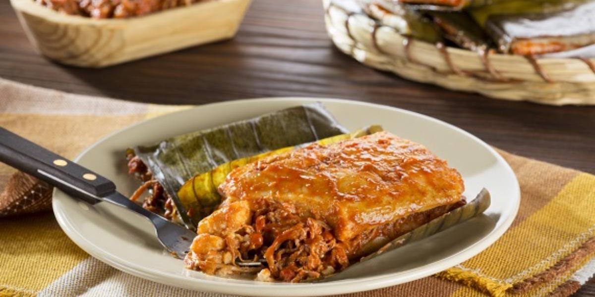 tamales comida tipica mexico