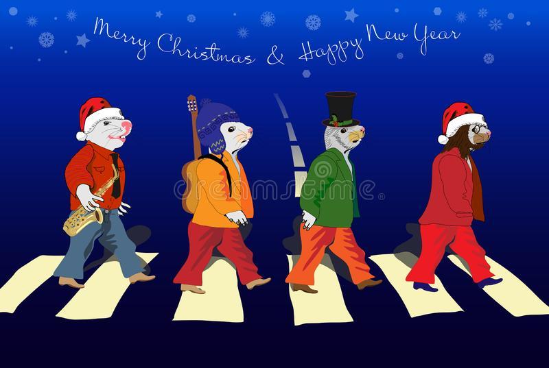 Invitaciones de navidad musicales