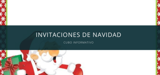 Invitaciones de navidad