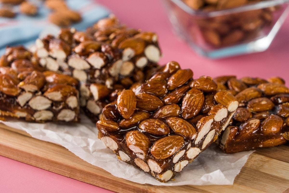 Palanquetas dulces tradicionales de morelos