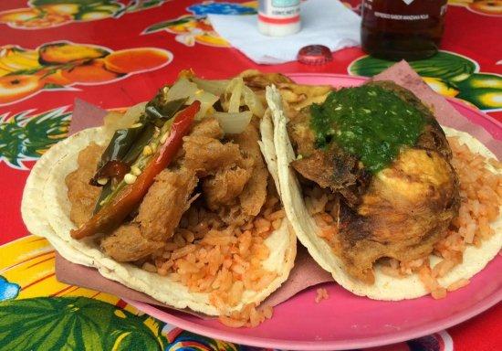 Tacos Acorazados gastronomia morelos
