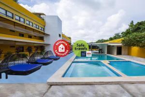 Capital O Hacienda Madroño hoteles en cancun solo para adultos