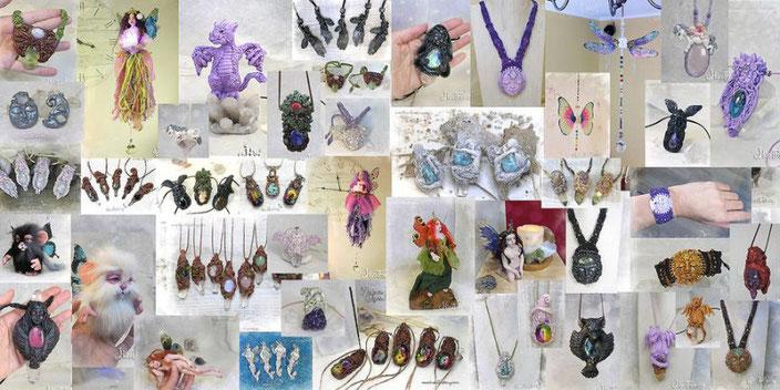 cristales artesanias bcs