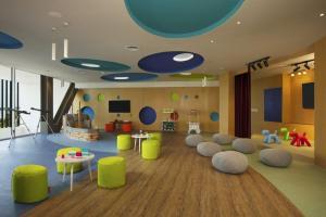 Dreams Vista Cancun Golf & Spa Resort alojamiento infantil cancun