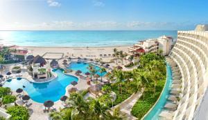 Grand Park Royal Cancún hoteles zona hotelera