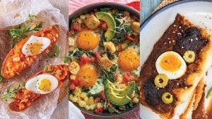 Huevo comida de mexico
