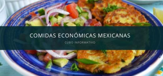 comidas economicas mexicanas