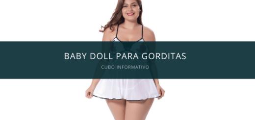 Baby Doll para Gorditas