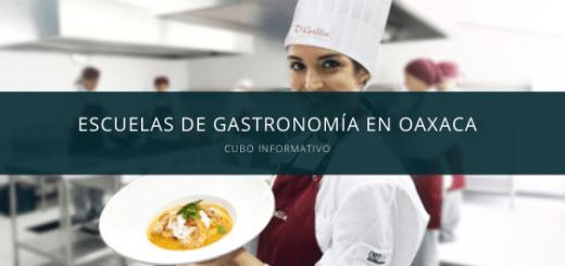 Escuelas de Gastronomía en Oaxaca