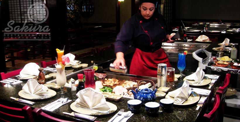 Sakura Restaurant Bar mexicali top de los mejores lugares para comer