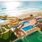 Crown Paradise Club All Inclusive mejor hotel de cancun para niños