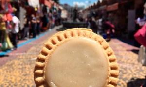 Tortitas de Santa Clara