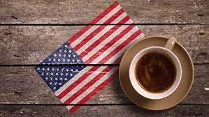 cafe bebida tradicional de los estados unidos