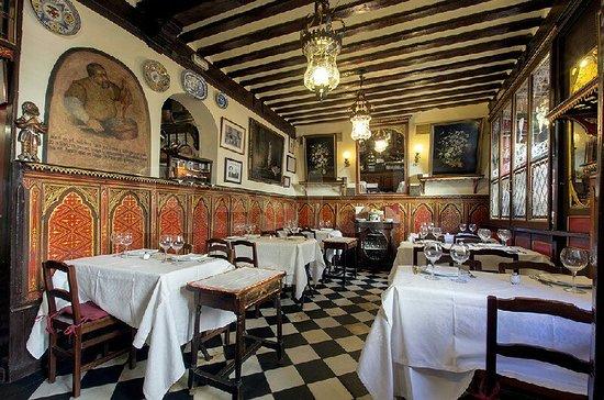 Casa Botín restaurante mas antiguo del mundo en madrid