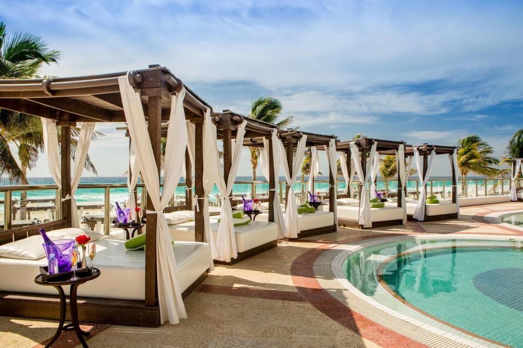 hoteles todo incluido en cancun