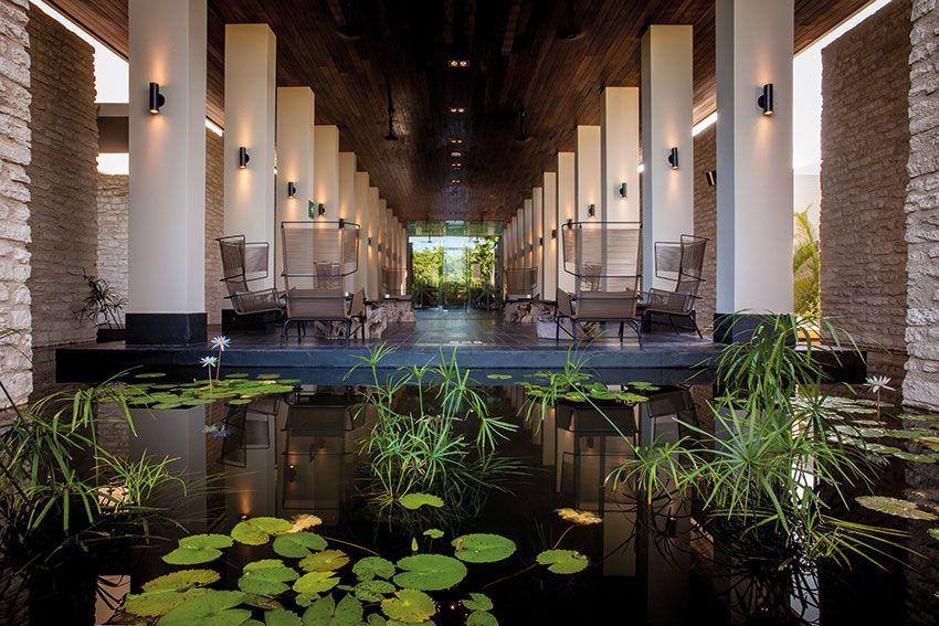 Nizuc Resort & Spa - hoteles para luna de miel en cancun