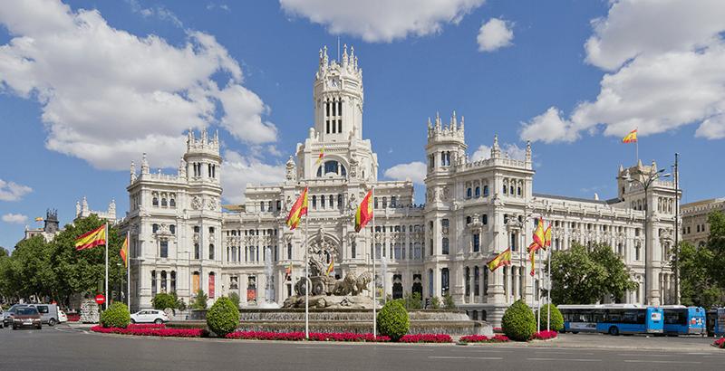 Palacio de Cibeles madrid que ver y hacer en madrid