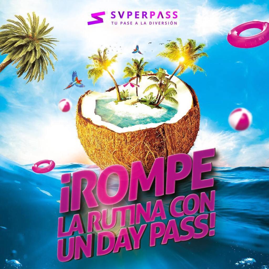 day pass actividades en cancun