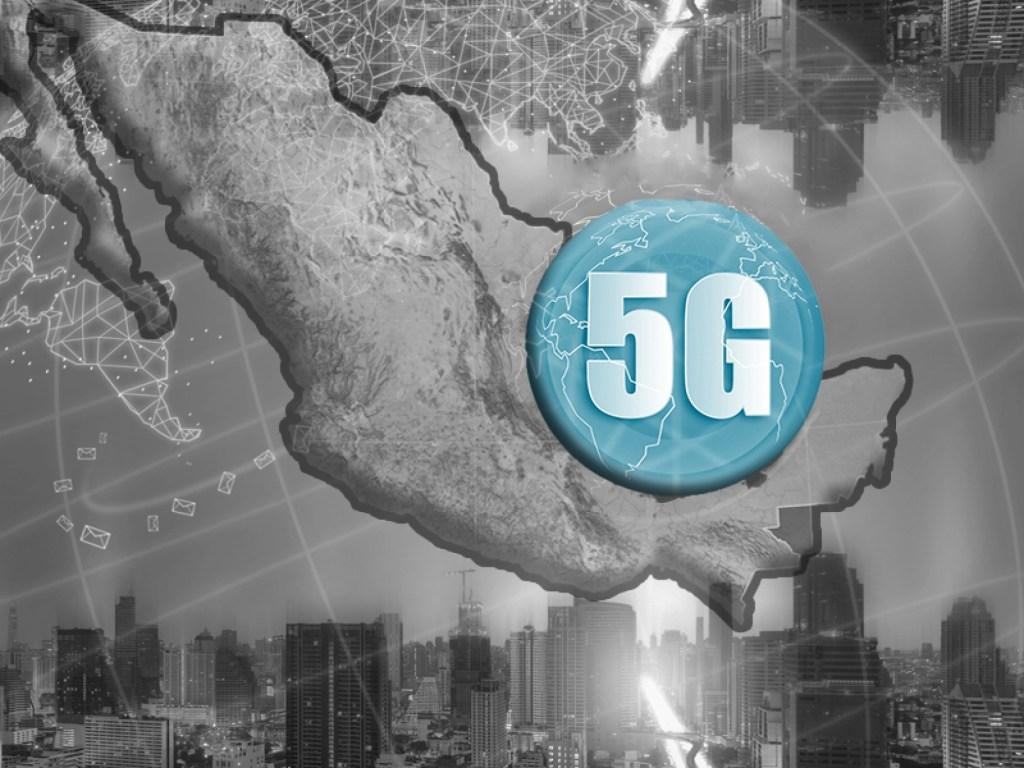 El 5G en México es casi una realidad