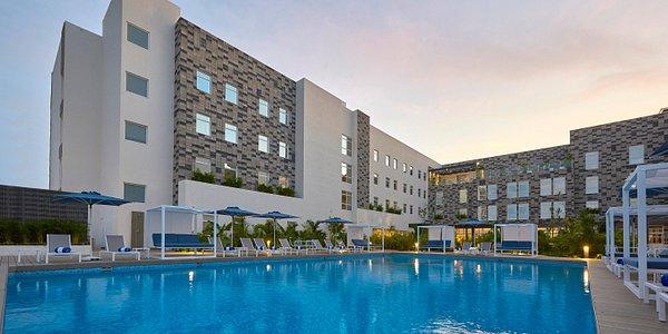 Hoteles cerca del aeropuerto de Cancún