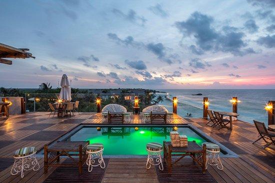 Hotelito Azul mejores hoteles en tulum