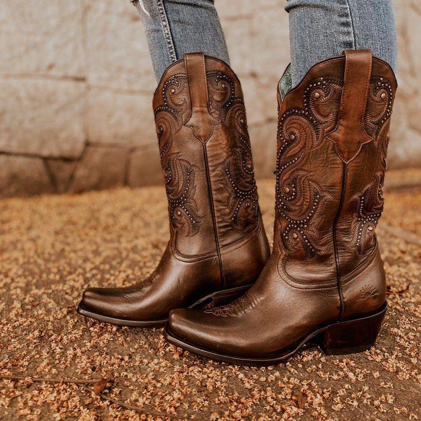 botas vaqueras