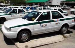 taxi a puerto morelos