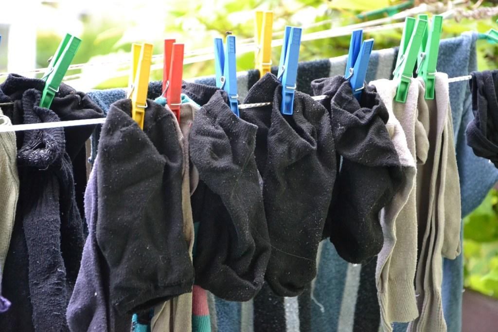 Como lavar ropa negra