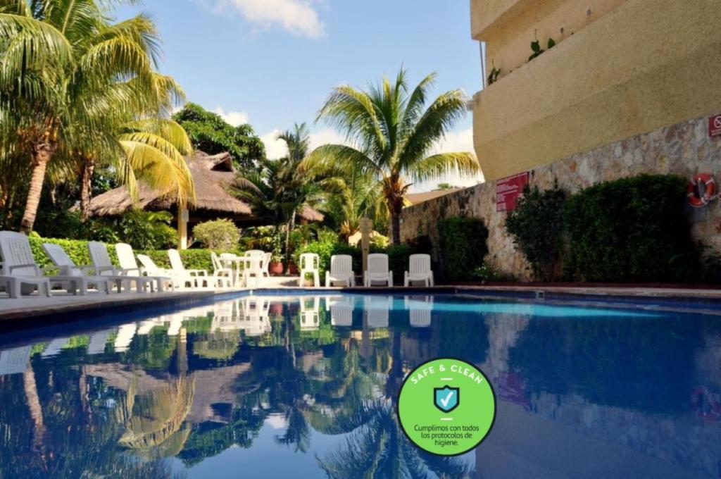 Hotel Caribe Internacional Cancun