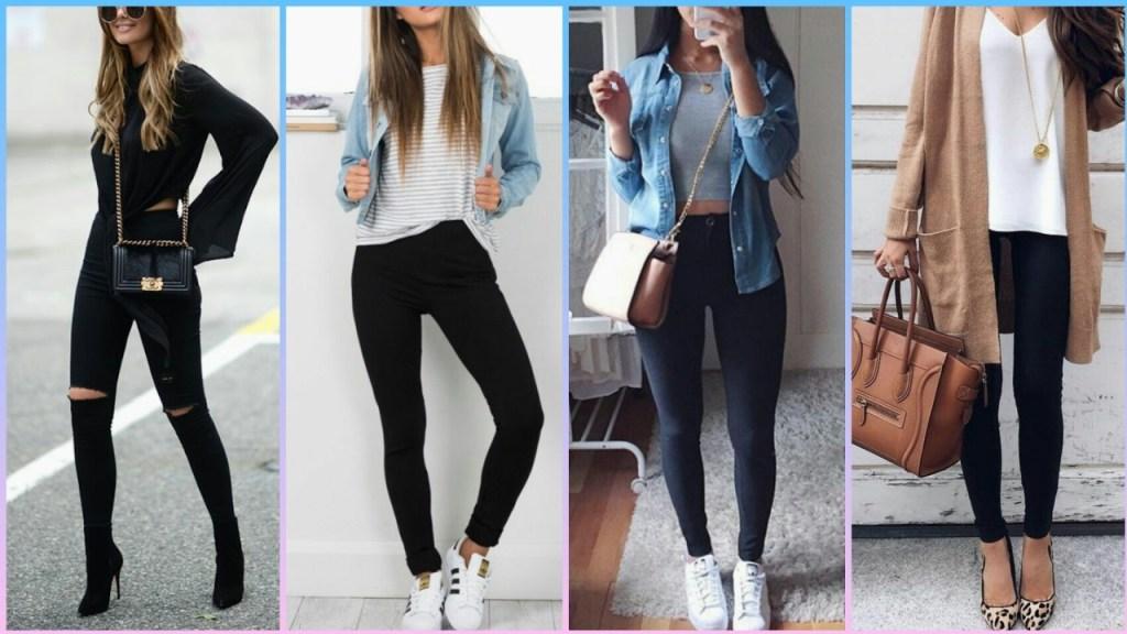 Jeans Oscuros o Negros