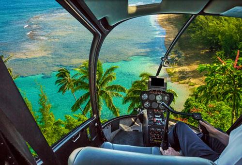 Paseo en Helicóptero cancun