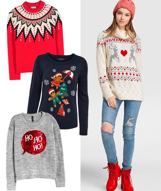 Sweater de Navidad