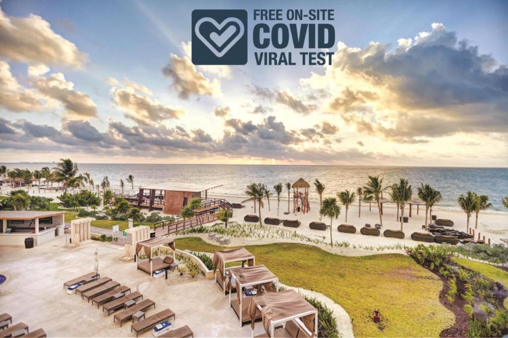 Hideaway at Royalton Riviera Cancún Resort & Spa mejores hoteles 5 estrellas puerto morelos